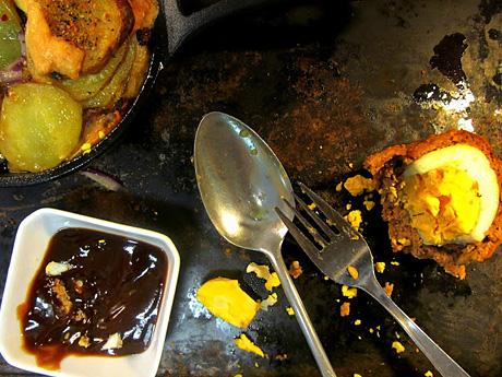 Skottilaiset munat ja Pan Haggerty