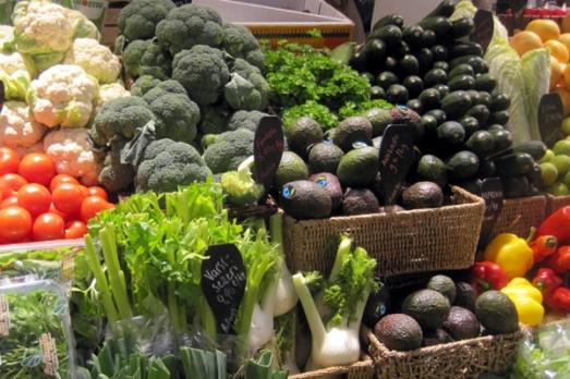 vihanneksia