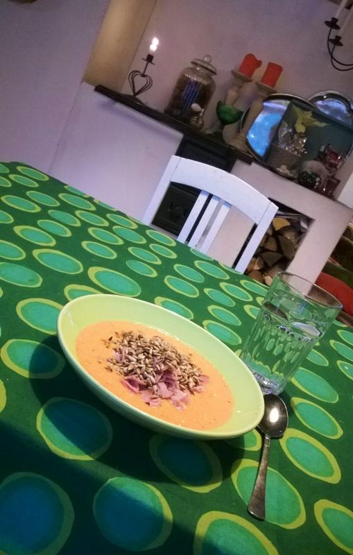 porkkanasoppa